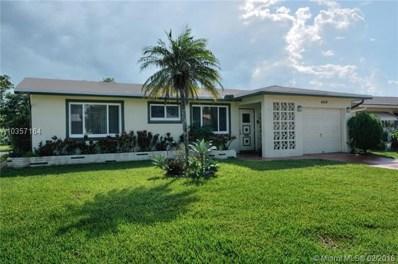 4604 Highland Dr, Tamarac, FL 33319 - MLS#: A10357164