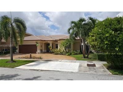 5324 SW 165th Ct, Miami, FL 33185 - MLS#: A10357207
