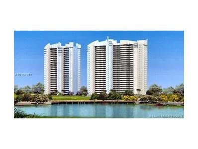 14951 Royal Oaks Lane UNIT 1407, North Miami, FL 33181 - MLS#: A10357312