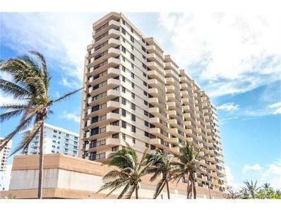 2401 Collins Ave UNIT 1905, Miami Beach, FL 33140 - MLS#: A10357737