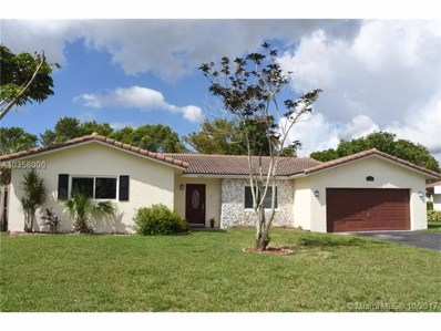 2730 NW 88th Ter, Coral Springs, FL 33065 - MLS#: A10358000