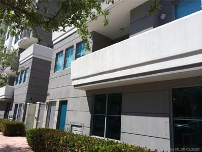 110 Washington Avenue UNIT #1210, Miami Beach, FL 33139 - MLS#: A10358420