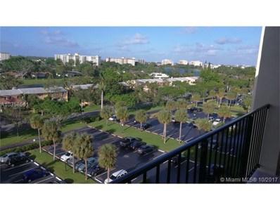 3150 N Palm Aire Dr UNIT 807, Pompano Beach, FL 33069 - MLS#: A10358501