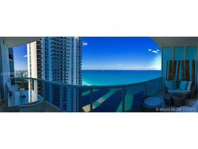 15901 Collins Ave UNIT 3203, Sunny Isles Beach, FL 33160 - MLS#: A10358576