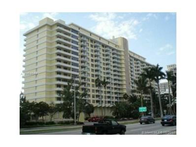 5600 Collins Ave UNIT 10Y, Miami Beach, FL 33140 - MLS#: A10358649