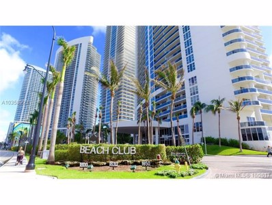 1850 S Ocean Dr UNIT 2210, Hallandale, FL 33009 - MLS#: A10358993