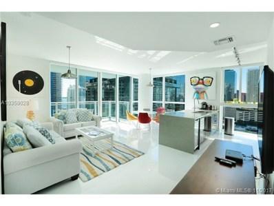 1080 Brickell Ave UNIT 1800, Miami, FL 33131 - MLS#: A10359028
