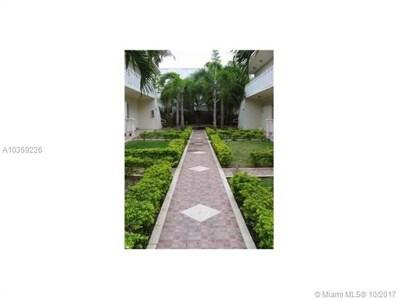1950 Biarritz Dr UNIT 3, Miami Beach, FL 33141 - MLS#: A10359226