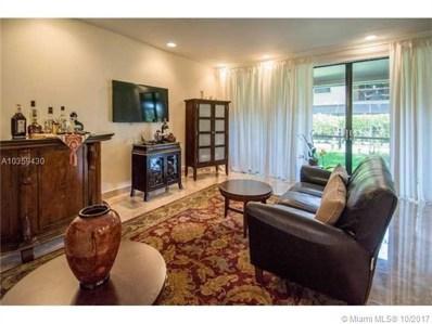 21378 Marina Cove Cr UNIT 17-B, Aventura, FL 33180 - MLS#: A10359430