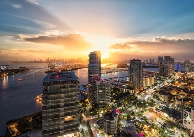 300 S Pointe Dr UNIT 3405\/6, Miami Beach, FL 33139 - MLS#: A10359613