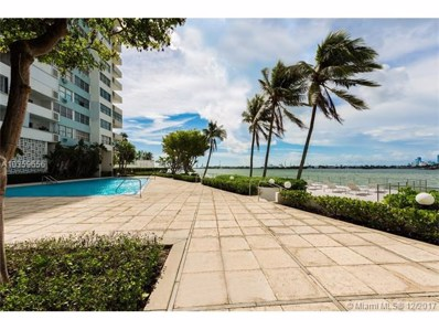3 Island Ave UNIT 5D, Miami Beach, FL 33139 - MLS#: A10359656