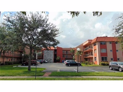 3120 Holiday Springs Blvd UNIT 211, Margate, FL 33063 - MLS#: A10359799
