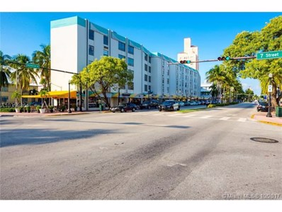 710 Washington Ave UNIT 325, Miami Beach, FL 33139 - MLS#: A10359861