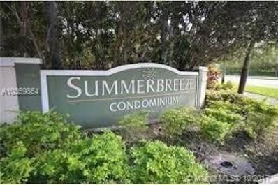 9999 Summerbreeze UNIT 212, Sunrise, FL 33322 - MLS#: A10359864