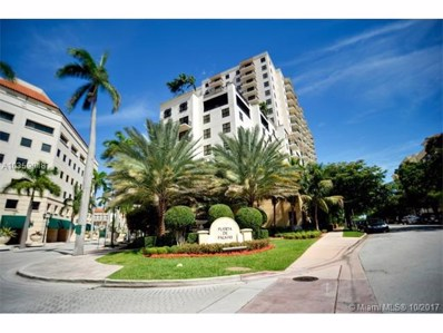 888 S Douglas UNIT 501, Miami, FL 33134 - MLS#: A10359918