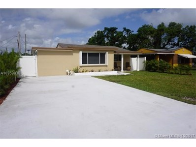 2315 Wiley Ct, Hollywood, FL 33020 - MLS#: A10359938