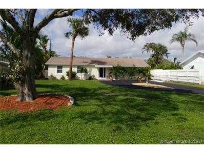14269 Evelyn Dr, Palm Beach Gardens, FL 33410 - MLS#: A10360231