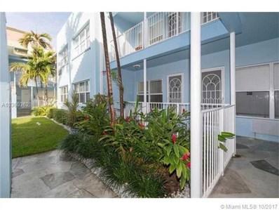 326 Harrison St UNIT 204, Hollywood, FL 33019 - MLS#: A10360362