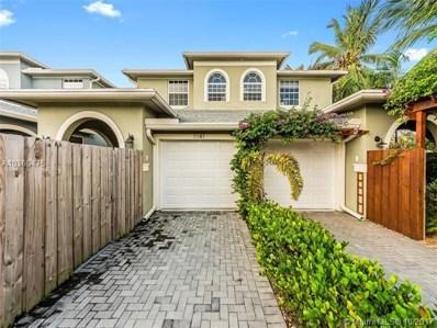 1141 NE 3rd Ave UNIT 0, Fort Lauderdale, FL 33304 - MLS#: A10360475