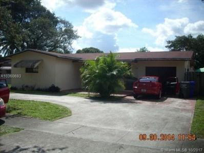 6730 Charleston St, Hollywood, FL 33024 - MLS#: A10360693