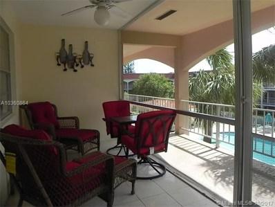 581 Blue Heron Drive UNIT 313 B, Hallandale, FL 33009 - MLS#: A10360864