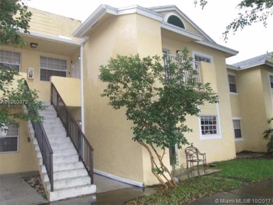 2361 NW 96th Ter UNIT 18L, Pembroke Pines, FL 33024 - MLS#: A10360872