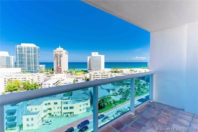 6770 Indian Creek Dr UNIT 12B, Miami Beach, FL 33141 - MLS#: A10360935