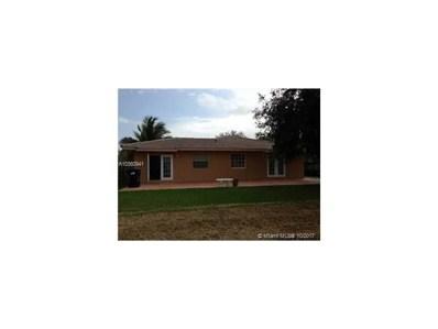 17802 SW 114TH  Ave, Miami, FL 33157 - MLS#: A10360941