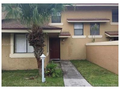 630 NW 214th St UNIT 103-1, Miami, FL 33169 - MLS#: A10361012