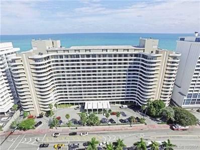 5555 Collins Ave UNIT 8R, Miami Beach, FL 33140 - MLS#: A10361082