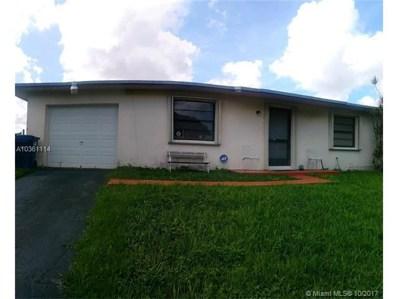 26164 SW 123rd Ct, Homestead, FL 33032 - MLS#: A10361114