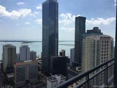 60 SW 13th St UNIT 3408, Miami, FL 33130 - MLS#: A10361180