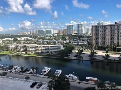 100 Bayview Dr UNIT 1502, Sunny Isles Beach, FL 33160 - MLS#: A10361290
