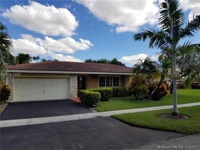 490 Birchwood Way, Weston, FL 33326 - MLS#: A10361353
