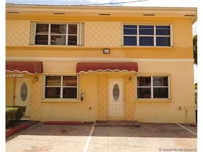 1701 N Treasure Dr UNIT 1, North Bay Village, FL 33141 - MLS#: A10361484
