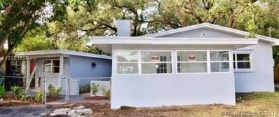 1617 Davie Blvd, Fort Lauderdale, FL 33312 - MLS#: A10361628