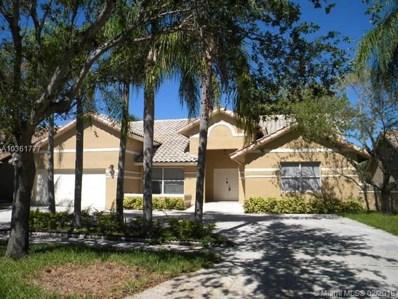 16365 NW 11th St, Pembroke Pines, FL 33028 - MLS#: A10361777