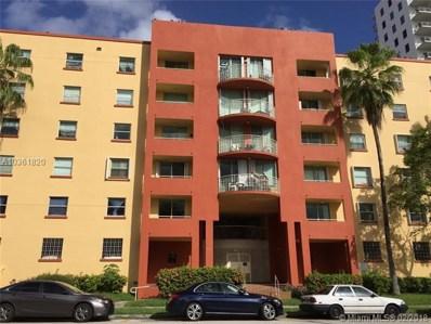 501 SW 1 St UNIT 201, Miami, FL 33130 - MLS#: A10361820
