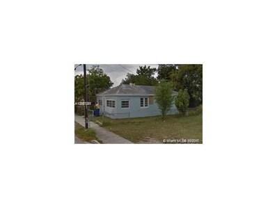 1717 NW 69th Street, Miami, FL 33147 - MLS#: A10361851