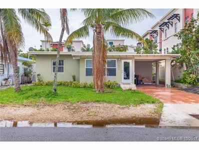 1025 NE 17th Way, Fort Lauderdale, FL 33304 - MLS#: A10361956