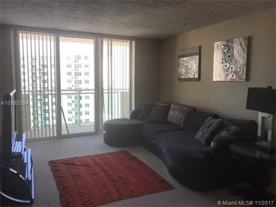 3000 S Ocean Dr UNIT 1214, Hollywood, FL 33019 - MLS#: A10362204