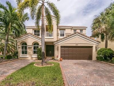 16817 SW 51st St, Miramar, FL 33027 - MLS#: A10362417