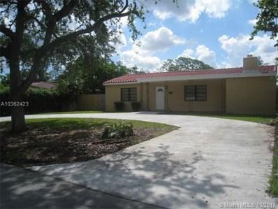 550 Falcon Ave, Miami Springs, FL 33166 - MLS#: A10362423