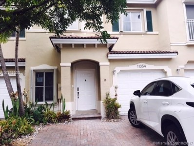 11354 NW 57th Ter UNIT 0, Doral, FL 33178 - MLS#: A10363033