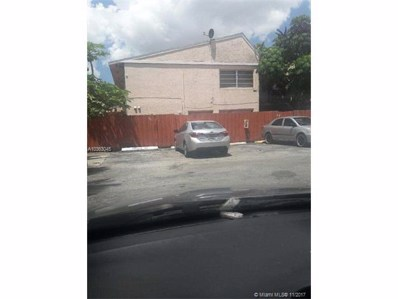 15645 SW 82nd Cir Ln UNIT 7-1, Miami, FL 33193 - MLS#: A10363045