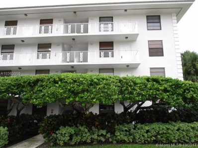 3716 Whitehall Dr UNIT 106, West Palm Beach, FL 33401 - MLS#: A10363059