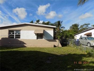 4411 SW 40th St, West Park, FL 33023 - MLS#: A10363197