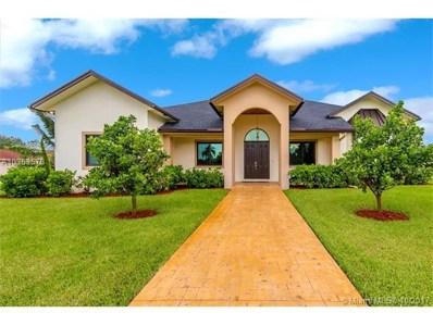 13875 SW 29th St, Davie, FL 33330 - MLS#: A10363578