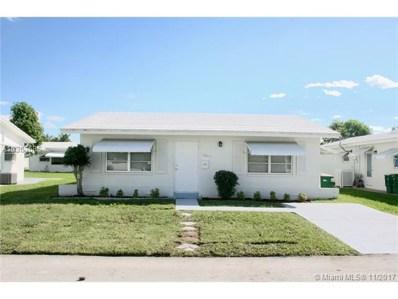 7002 NW 67th Ave, Tamarac, FL 33321 - MLS#: A10363685