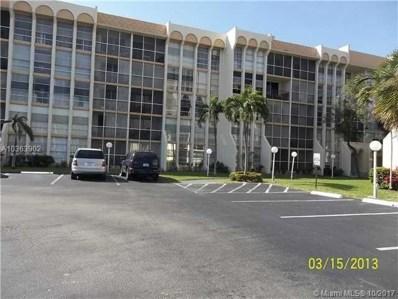 601 Three Islands Blvd UNIT 112, Hallandale, FL 33009 - MLS#: A10363902
